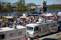 Host a food truck festival