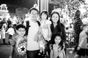 Sam Kwon & Family