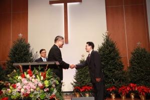 Sam Kwon Ordination