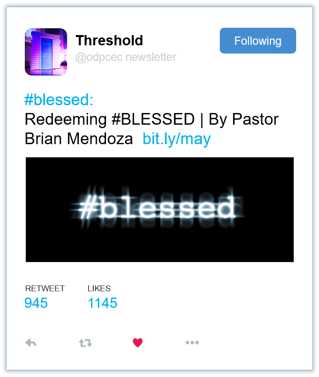 TweetBlessed