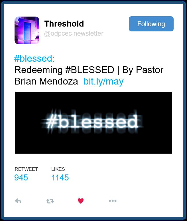 TweetBlessed