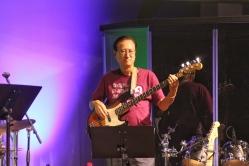 Bassist Mr. Daniel Kim